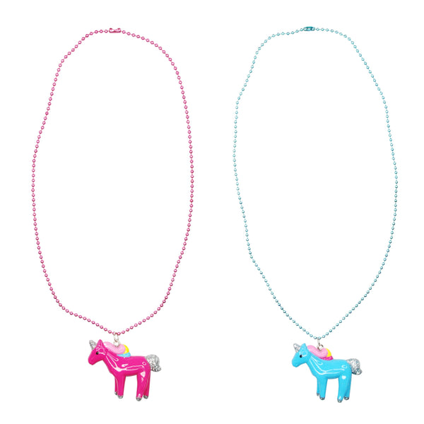 Resin Unicorn Necklace - the unicorn store