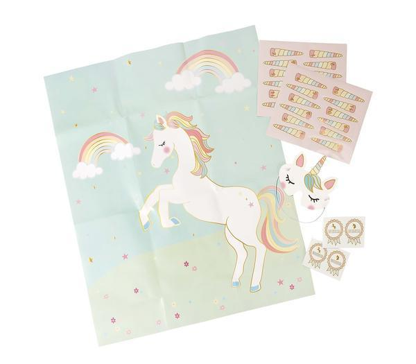 Pin The Horn On The Unicorn - the unicorn store