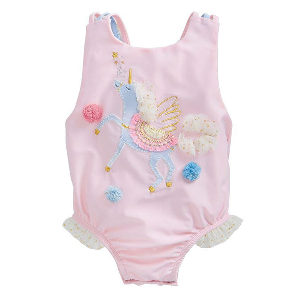 unicorn swimsuit for Baby