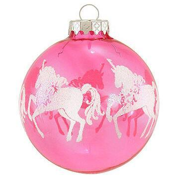 Pink Unicorn Ornament - the unicorn store