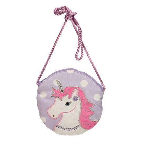 Purple Unicorn Purse - the unicorn store