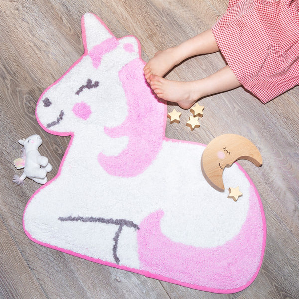 Betty The Unicorn Rug - the unicorn store