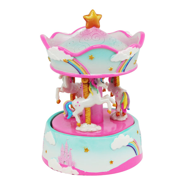 Unicorn Musical Carousel