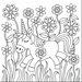 I Heart Unicorns - Small Coloring Book - the unicorn store