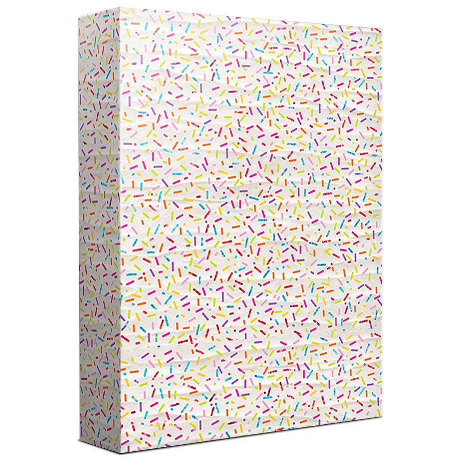Sugary Sprinkles Gift Wrap Roll - the unicorn store