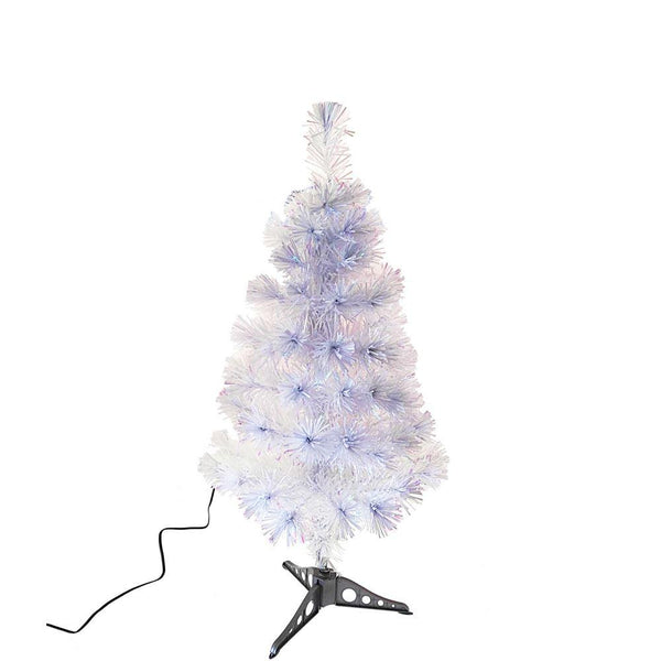"Fiber Optic Iridescent Color Changing Tree 36"" - the unicorn store"
