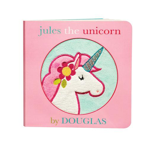 Jules the Unicorn - Toddler Book - the unicorn store