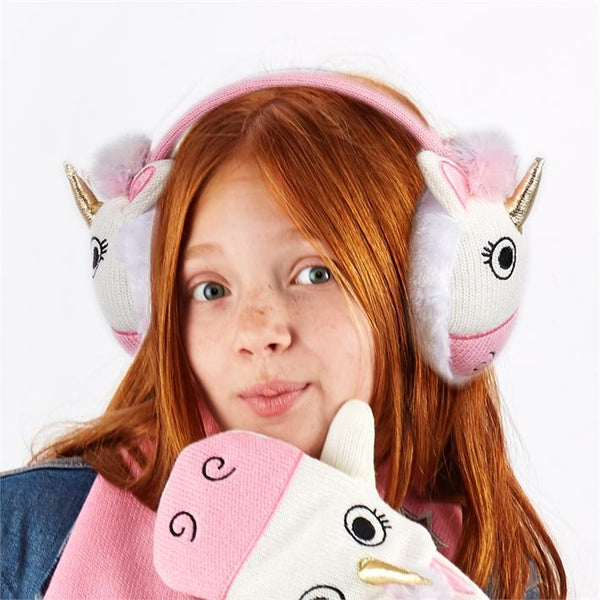 Unicorn Adjustable Earmuffs