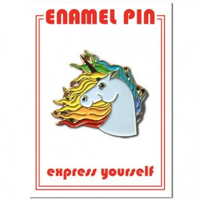Unicorn Enamel Pin - the unicorn store