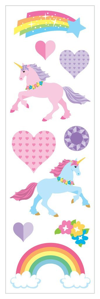 Unicorn Love Stickers