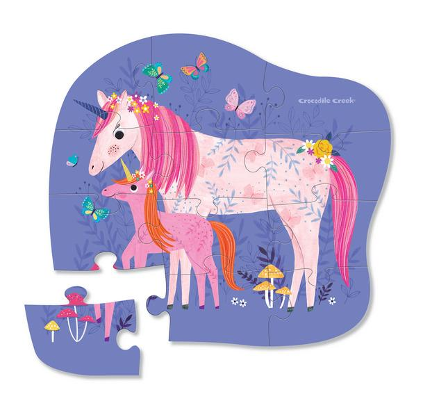 unicorn and baby puzzle