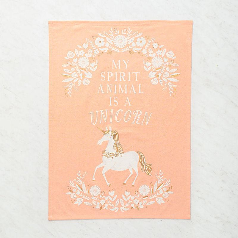 Unicorn Tea Towel - the unicorn store