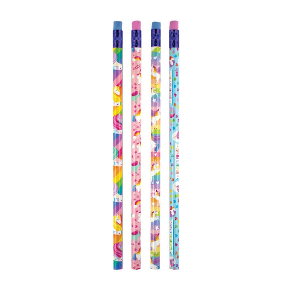 Unicorn Pencils - Set of 12