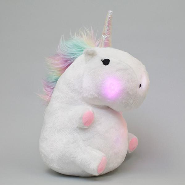 Uni Unicorn Glowing Pillow