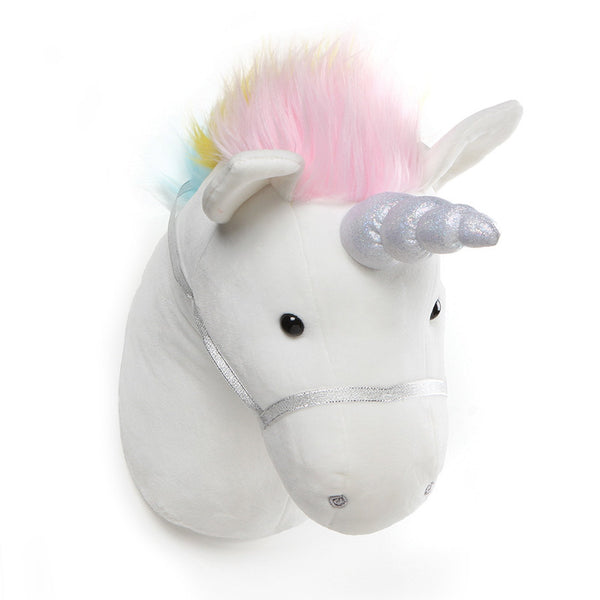Unicorn Head Wall Decor - 15""