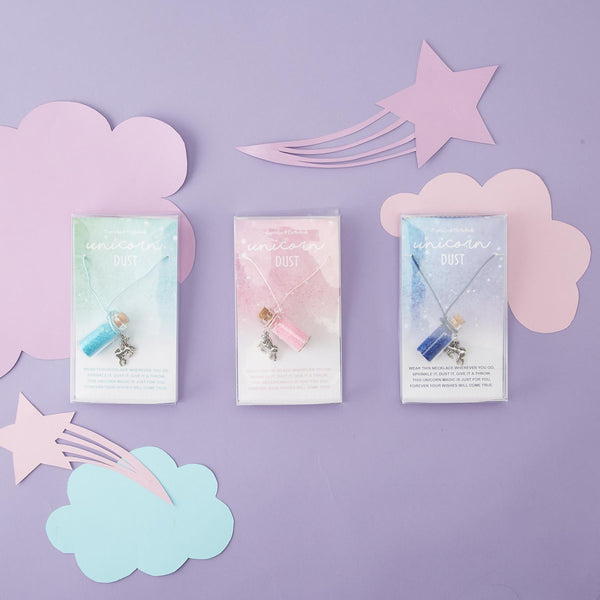 Unicorn Dust - Wish Necklace - the unicorn store