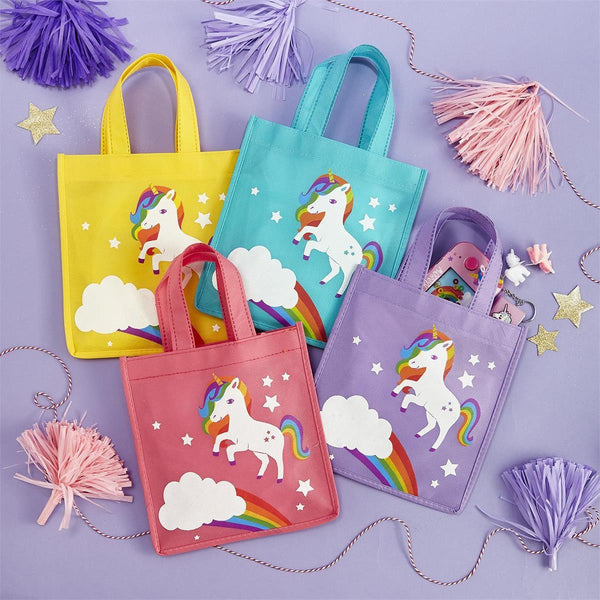 Magical Party Goodie Bags - Set of 4 - the unicorn store