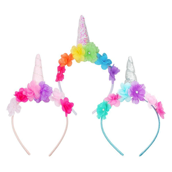 Unicorn Horn Headband - Ages 3-7