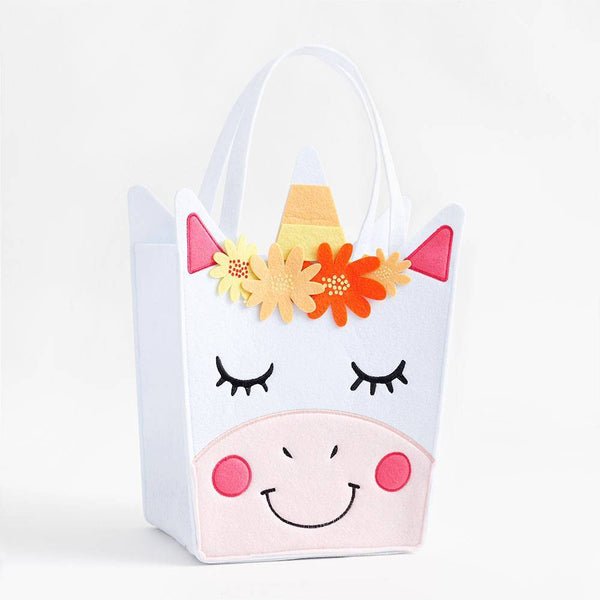 Unicorn Trick or Treat Bag