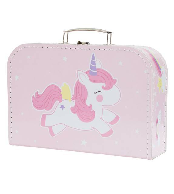 Unicorn Decorative Suitcase
