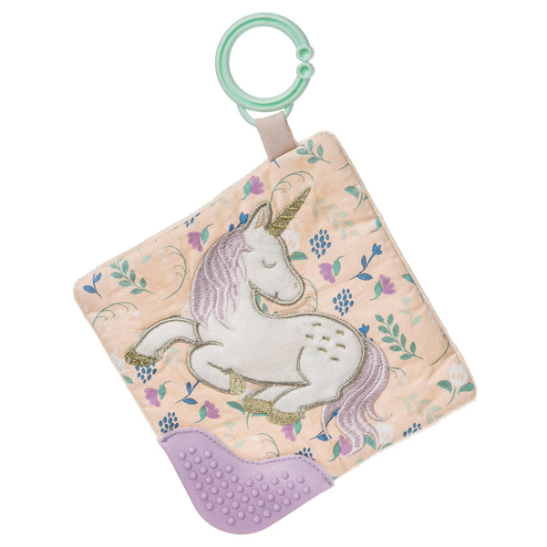 Twilight Baby Unicorn Crinkle Teether - the unicorn store