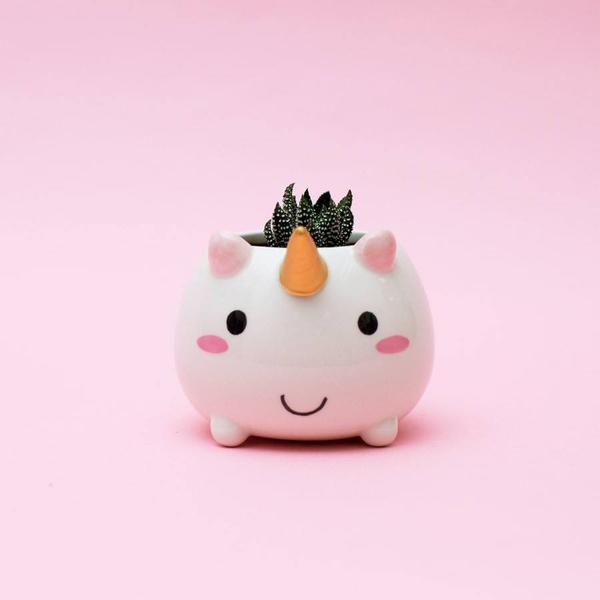 Elodie Unicorn Planter - the unicorn store