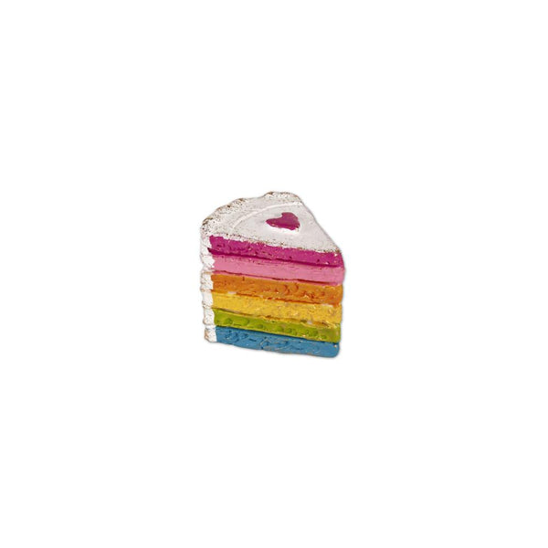 Mini Garden Magical Rainbow Cake
