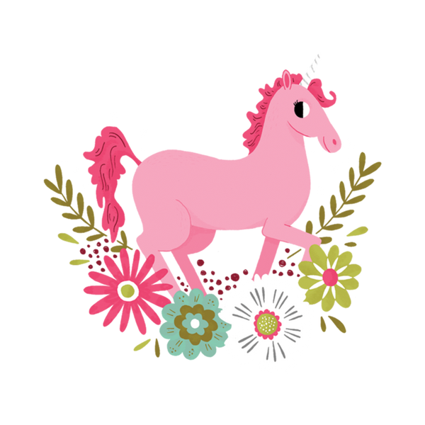 Unicorn Temporary Tattoos by Tattly