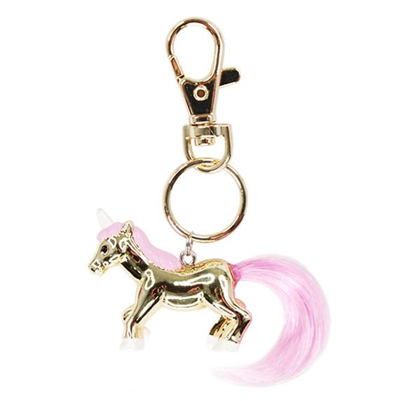 Unicorn Key Ring - the unicorn store