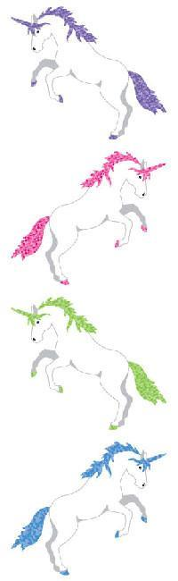 Unicorn Sparkle Stickers