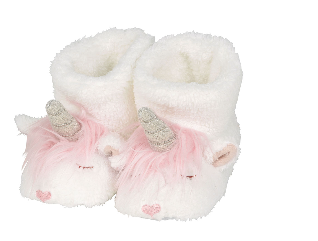 Snowpinions Unicorn Slippers - Toddler/Small Child Sizes - the unicorn store