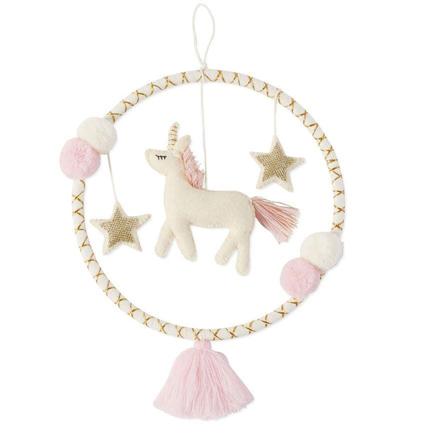 Unicorn Wall Hoop
