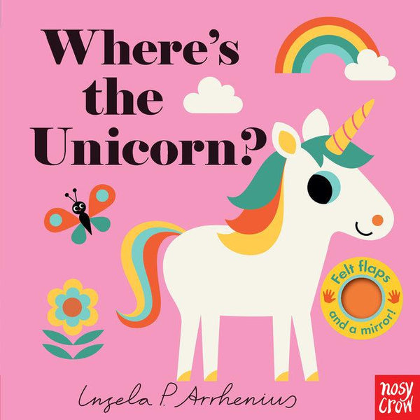 Where's the Unicorn? Board Book