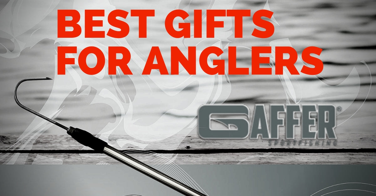 best gifts for anglers