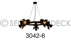3042-6 Hanging Light
