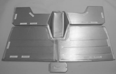 47-54 Chevy pickup floorboard kit