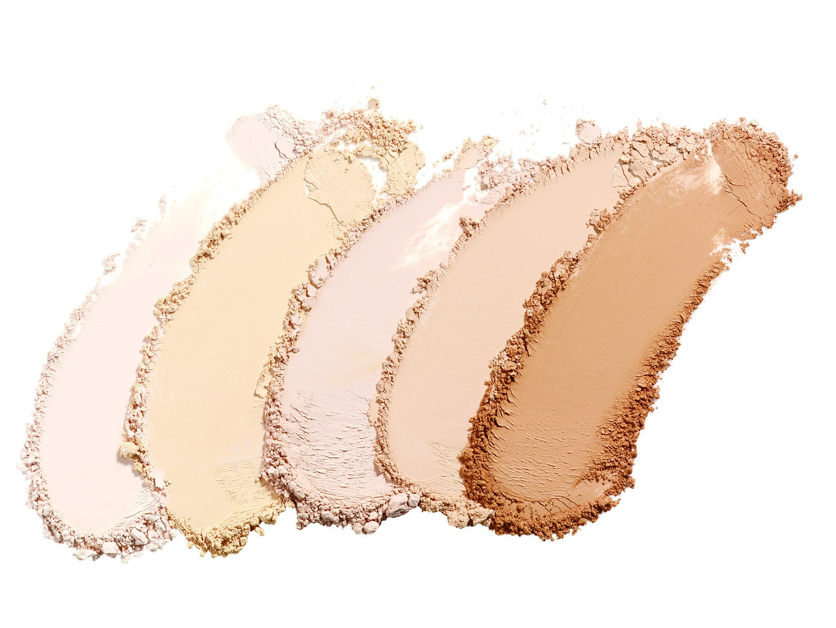 Custom Blend Loose Mineral Powder Foundation Reorder