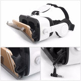 VR BOX with Headphone for 4.7 - 6.2 inch Smartphones