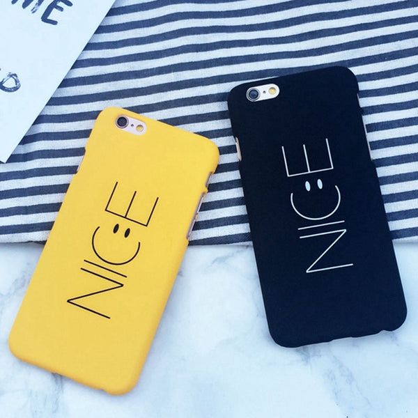 FREE & NICE iPhone Case