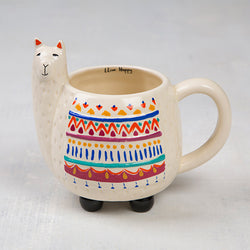 Folk Art Coffee Mug