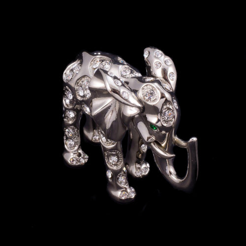 Bubbles the Elephant Paperweight Collectible
