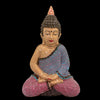 Swarovski ® Crystallized Meditating Buddha Sculpture