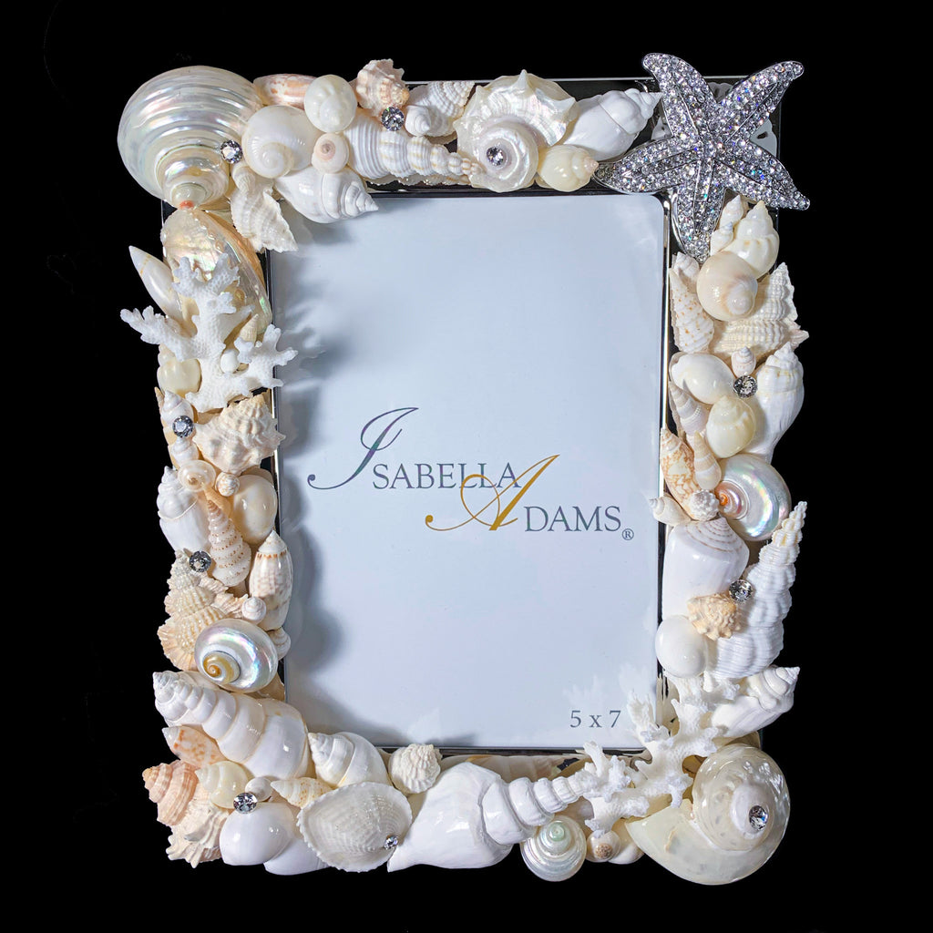 5 x 7 Starfish Sea Life Picture Frame