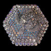 Crystal Sea Turtle Hexagon Box Featuring Swarovski ® Crystal