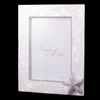 5 x 7 Mother of Pearl Starfish Picture Frame Featuring Swarovski ® Crystal