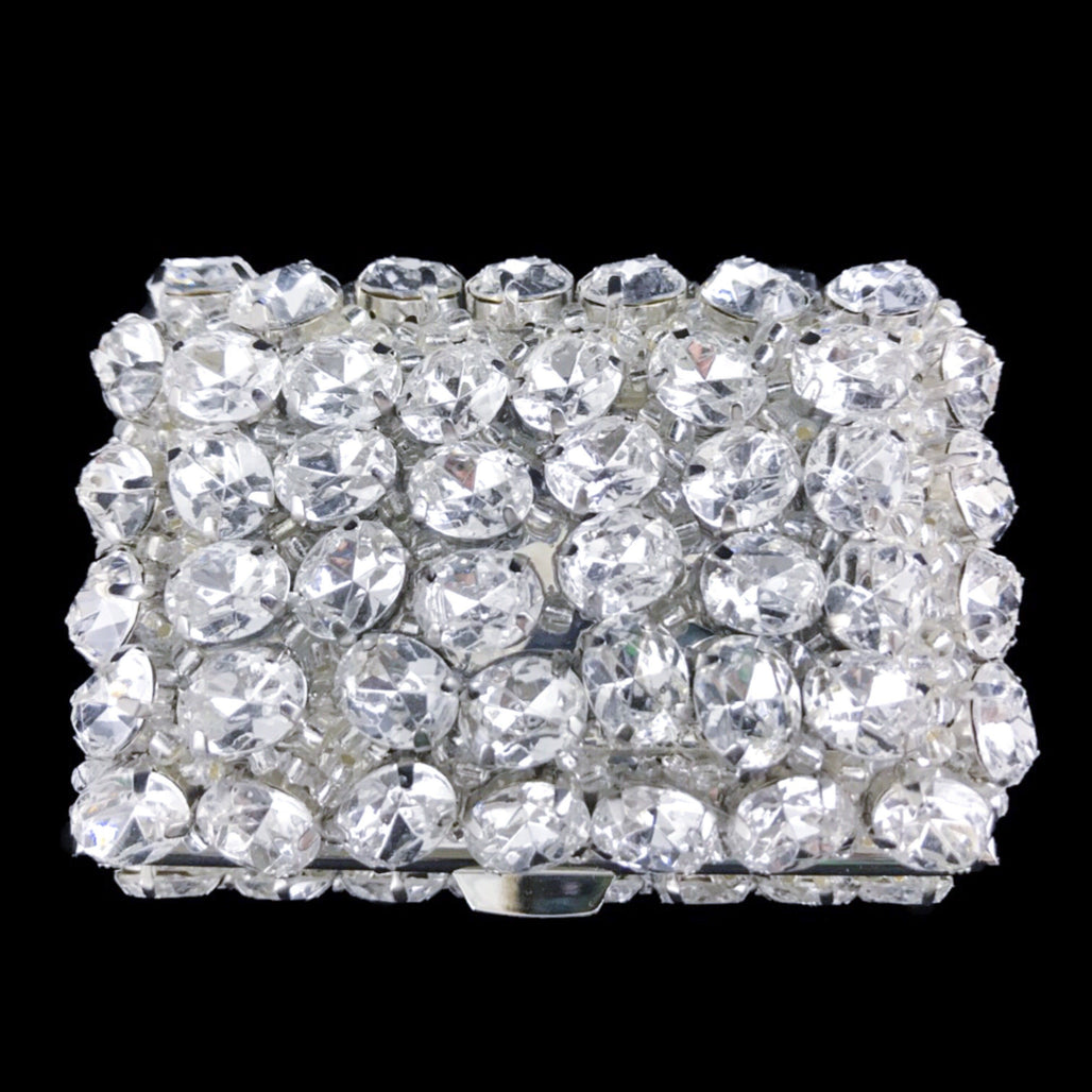 Crystal Ring Box Featuring Swarovski © Crystal