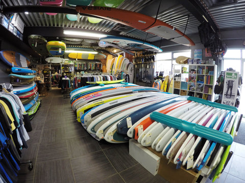 surf ontario shop toronto paddleboards surfboards paddles sups sunrise