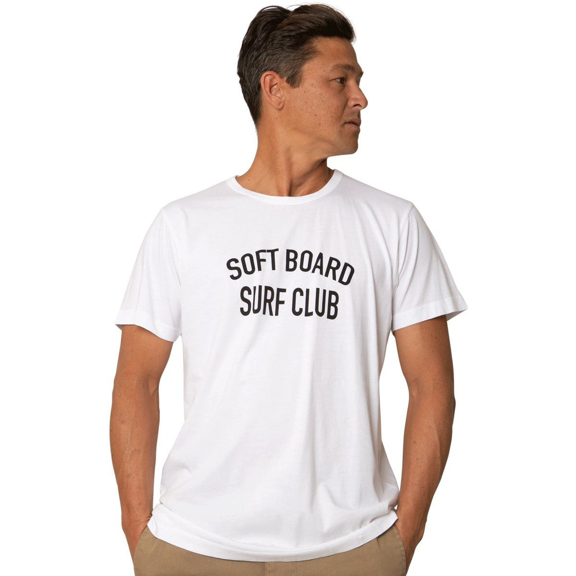 T-Shirt - Catch Surf - Softboard Surf Club SS Tee