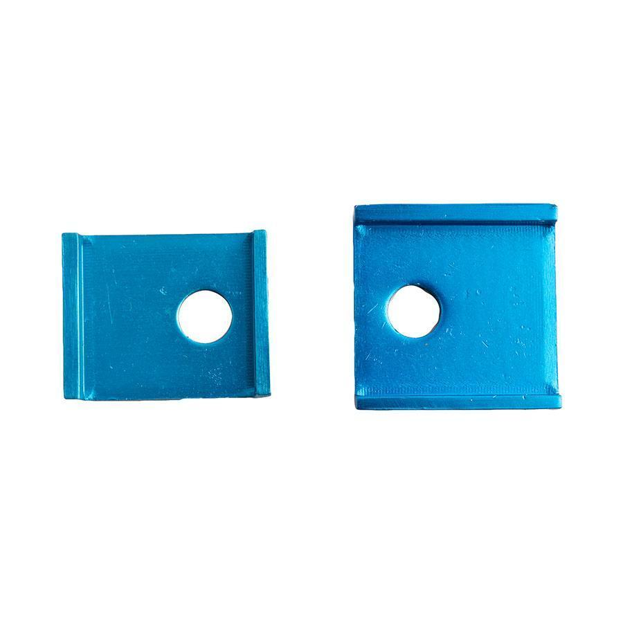 Board lock - Fin Box Lock Blue