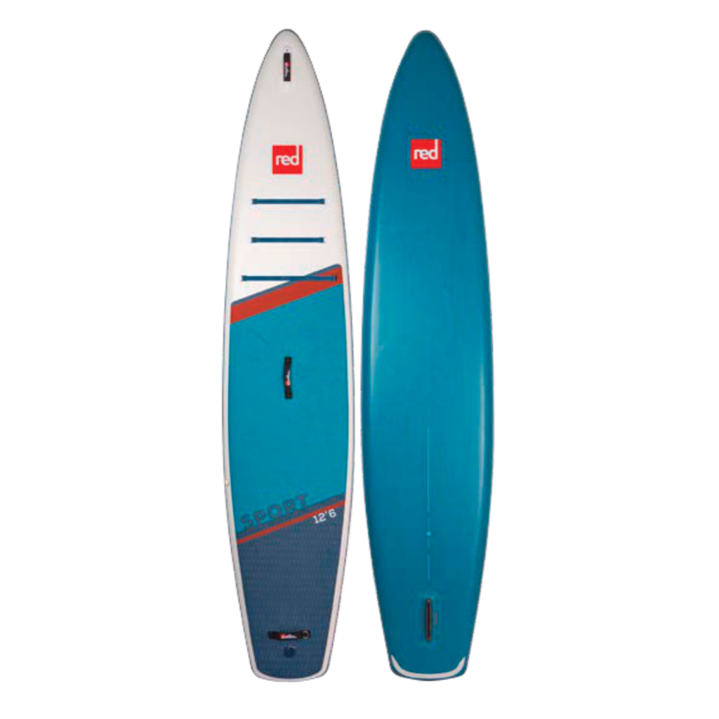 Red Paddle Co. 12'6 Sport 2021  *Preorder for January